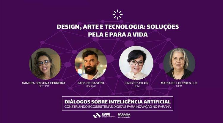 Design, arte e tecnologia: soluções para a vida